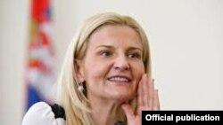 Tanja Miščević, šefica pregovaračkgo tima Srbije