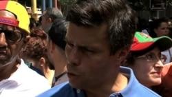 Esposa: Leopoldo López aislado en prisión
