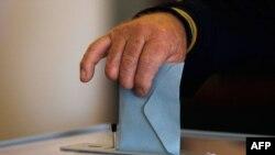انتخابات رياست جمهوری در فرانسه آغاز شد
