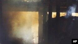 نیٹو طیاروں کی لیبیا کی سیٹلائٹ ڈشز پہ بمباری