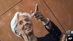 Pred novom direktoricom IMF-a brojni izazovi