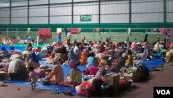 Anak-anak dari jemaat Syiah di Sampang, Madura, sudah tidak dapat bersekolah lagi sejak mengungsi. (Foto: Dok)