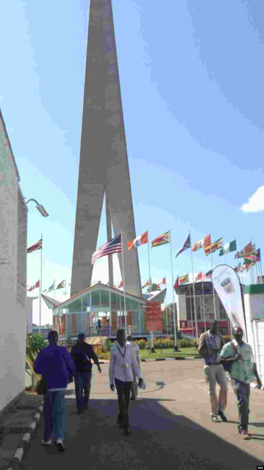Umbukiso weZimbabwe International Trade Fair 2019