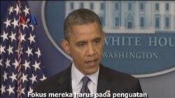 Obama Tekan Eropa di Tengah Tekanan di Dalam Amerika - Liputan Berita VOA