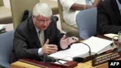 Người đứng đầu Lực lượng Gìn giữ Hòa bình Liên hiệp quốc Herve Ladsous