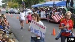 США: приближаются ноябрьские выборы