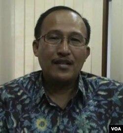 Kepala Dinas Perindustrian dan Perdagangan Jawa Barat, Ferry Sofwan Arif