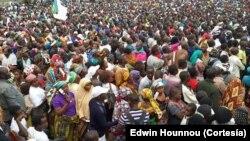 Moçambique Eleições 2014: Campanha de Daviz Simango