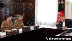 این نخستین سفر جنرال قمر باجوه، به عنوان لوی درستیز پاکستان به افغانستان است