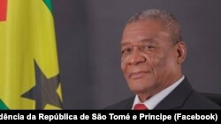 Evaristo Carvalho, Presidente da República de São Tomé e Príncipe