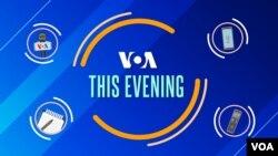 VOA This Evening 28 Oktober 2021
