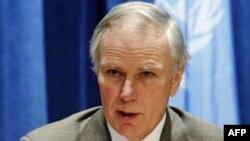 联合国人权代表菲利普·奥尔斯顿(资料图)