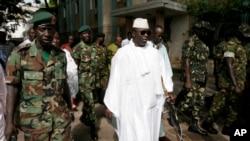 Yaya Jammeh.