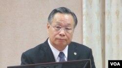 台湾国防部长严明