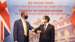 Điểm tin ngày 23/6/2021 - Phó thủ tướng Anh thăm VN, Hà Nội đề nghị chuyển giao công nghệ vaccine COVID-19