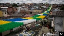 Manaos es totalmente diferente. Un atractivo y exótico lugar, ideal para combinar con toda la emoción del Mundial Brasil 2014.