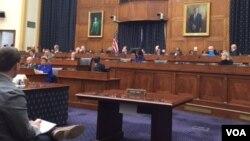 نشست کمیته امور روابط خارجی درباره ایران.