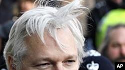 維基解密(WikiLeaks)創辦人阿桑奇(資料圖片)