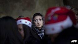 Mijëra pelegrinë dhe turistë në Betlehem për Krishtlindjet