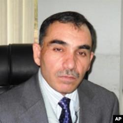عبدالقادر رحیمی رییس كمیسیون حقوق بشر هرات