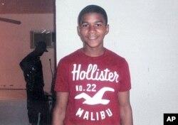 Trayvon Martin öldürüldüğünde 17 yaşındaydı