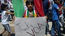 VOA Kurdish Service At 21