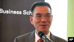 世界银行首席经济学家林毅夫