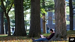 Amherst College, a liberal arts school in western Massachusetts, allows some students to plan a personal program of study under the direction of a tutor.