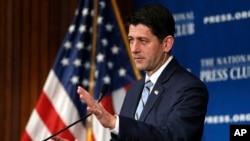 Chủ tịch Hạ viện Mỹ Paul Ryan