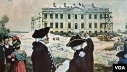 Building President's House