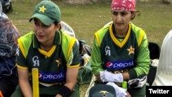 بیٹنگ میں بسمہ معروف اور جویریہ خان مشترکہ طور پر پندرہویں نمبر پر