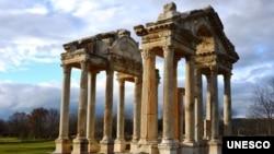 Aphrodisias: Tetrapylon (Aphrodisias Museum)