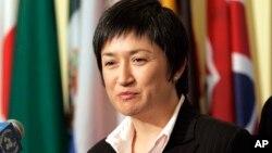 Bà Penny Wong cho rằng môi trường đã bị hy sinh vì những lợi ích chính trị ngắn hạn.