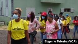 Campanha eleitoral, Cabo Verde