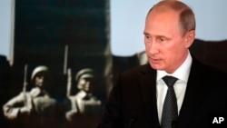 El presidente ruso Vladimir Putin dijo que espera una paz definitiva en la crisis ucraniana para el 5 de septiembre.