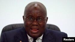 Shugaba Nana Addo Dankwa Akufo-Addo na Ghana