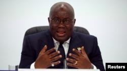 Perezida wa Ghana Nana Addo Dankwa Akufo-Addo