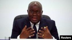 Shugaban Ghana, Nana Addo Dankwa Akufo-Addo