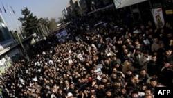 Sahranjen ubijeni iranski naučnik