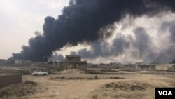 Iraq: Destruction Left Behind by Islamic State