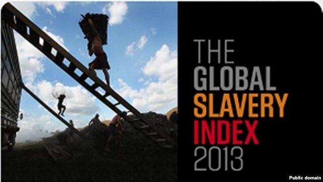 Bảng Chỉ số Nô lệ Toàn cầu