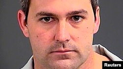 Polisi North Charleston, Michael Slager, dalam foto tak bertanggal yang dirilis Kantor Sheriff Charleston County Sheriff di Charleston Heights, South Carolina.