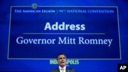 ရီပတ္ဘလစ္ကင္ပါတီက အေမရိကန္သမၼတေလာင္း Mitt Romney