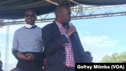 Mbuya Chamisa Burial