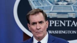9 Nisan 2021 - ABD Savunma Bakanlığı Sözcüsü John Kirby