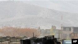 자살 폭탄 테러현장