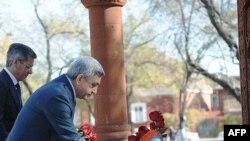 Հայաստանի նախագահը ժամանեց Աստրախան