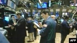 На фондовой бирже