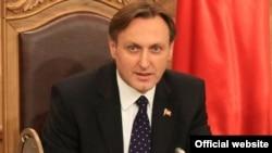 Aktuelni predsednik SDP Ranko Krivokapić