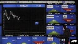 Нестабильность на европейских фондовых рынках